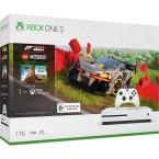 Microsoft Xbox One S 1 ТБ White + Forza Horizon 4 + LEGO