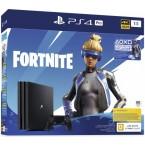 Sony PlayStation 4 Pro Black Fortnite
