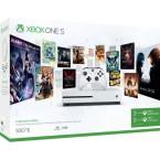 Microsoft Xbox One S 1 ТБ White + Resident Evil 2